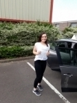 Paige Gregory passed with Rob Milne School Of Motoring