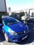 Tom Laws passed with Rob Milne School Of Motoring