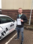 Adam 04.04.18 passed with cf14 School Of Motoring