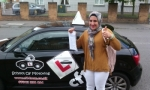 Altaf passed with cf14 School Of Motoring