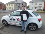 Andrew 02.10.17 passed with cf14 School Of Motoring
