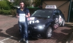 Andrew passed with cf14 School Of Motoring