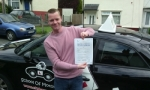 Andy passed with cf14 School Of Motoring