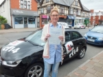 Angharad 27.07.18 passed with cf14 School Of Motoring