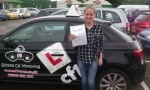 Anwen passed with cf14 School Of Motoring