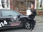 Beth 06.12.17 passed with cf14 School Of Motoring