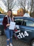 Beth 09.02.18 passed with cf14 School Of Motoring