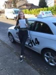 Beth 27.12.17 passed with cf14 School Of Motoring