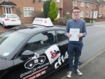 Charlie 22/12/17 passed with cf14 School Of Motoring