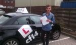 Chris 05.08.15 passed with cf14 School Of Motoring