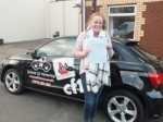 Courtney 02.02.18 passed with cf14 School Of Motoring