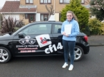 Olivia 19/12/17 passed with cf14 School Of Motoring