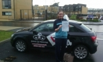 Danielle passed with cf14 School Of Motoring