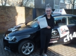 Darcy 02.02.18 passed with cf14 School Of Motoring