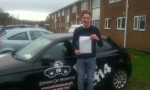 Dominic passed with cf14 School Of Motoring