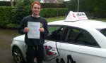 Ed 30/12/2016 passed with cf14 School Of Motoring