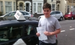Elis passed with cf14 School Of Motoring