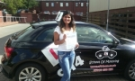 Erum passed with cf14 School Of Motoring