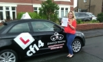 Ellie passed with cf14 School Of Motoring