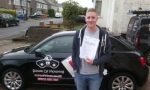 Scott passed with cf14 School Of Motoring
