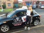 Faye 28.12.17 passed with cf14 School Of Motoring