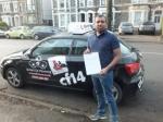 Fenil 12.01.17 passed with cf14 School Of Motoring