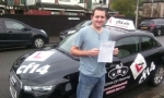 Ashley passed with cf14 School Of Motoring