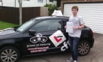 Harry passed with cf14 School Of Motoring