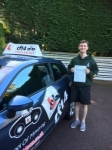 Henry 31/08/17 passed with cf14 School Of Motoring