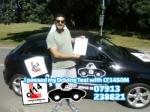 Abdullah passed with cf14 School Of Motoring
