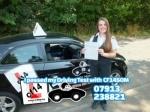 Carlene 19.07.18 passed with cf14 School Of Motoring