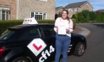 Jessica passed with cf14 School Of Motoring