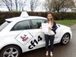 Nova 22/03/2017 passed with cf14 School Of Motoring