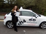 Ffion 20/04/2017 passed with cf14 School Of Motoring