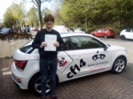 Gabriel 24/04/2017 passed with cf14 School Of Motoring