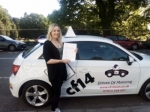 Charlotte 24/05/2017 passed with cf14 School Of Motoring