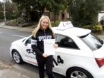 Mary 27/06/2017 passed with cf14 School Of Motoring