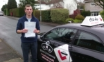 James passed with cf14 School Of Motoring