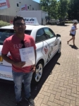 James 28.06.18 passed with cf14 School Of Motoring