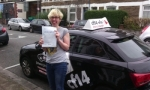 Jess passed with cf14 School Of Motoring