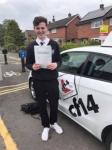 Joel passed with cf14 School Of Motoring