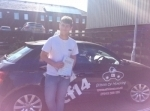 Josh passed with cf14 School Of Motoring