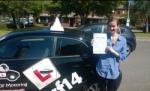 Rachel HOWELL passed with cf14 School Of Motoring