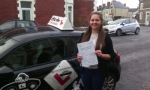 Katy passed with cf14 School Of Motoring
