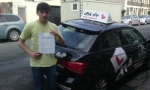 Liam passed with cf14 School Of Motoring