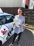 Lucy 21.06.18 passed with cf14 School Of Motoring