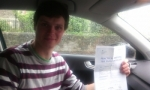 Matt passed with cf14 School Of Motoring