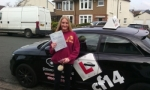 Mari passed with cf14 School Of Motoring