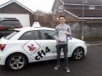 Matt 18/02/2017 passed with cf14 School Of Motoring