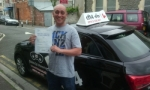 Muhammad passed with cf14 School Of Motoring